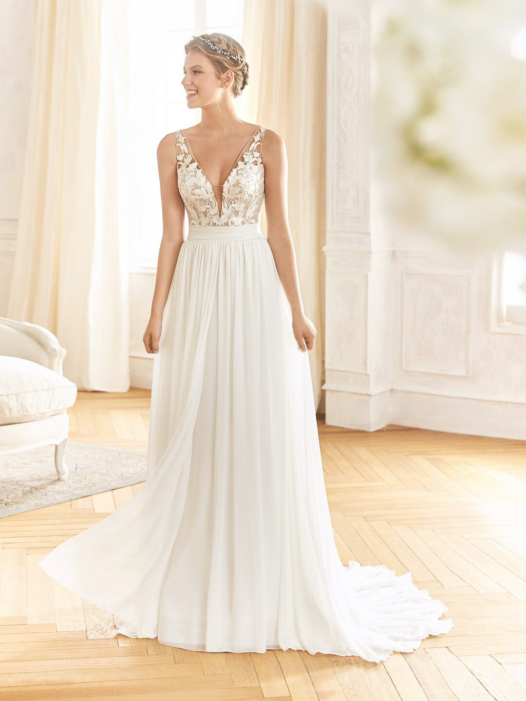 Νυφικό BALIMENA της collection St. Patrick La Sposa
