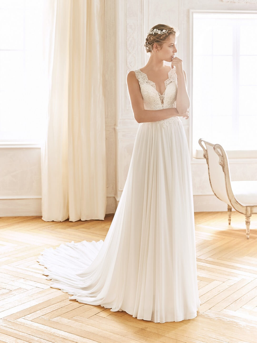Νυφικό BALTA της collection St. Patrick La Sposa