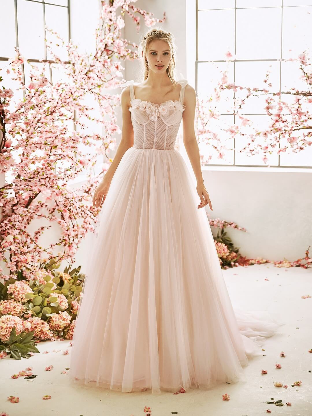 Νυφικό CEDAR της collection St. Patrick La Sposa