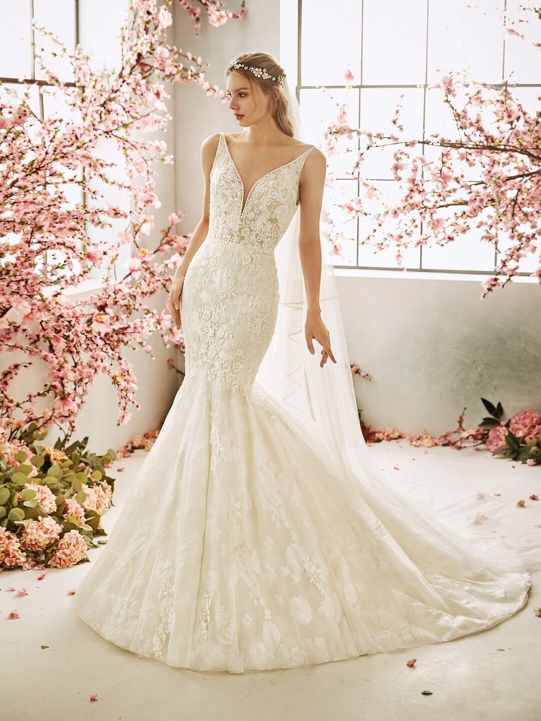 Νυφικό SORREL της collection St. Patrick La Sposa